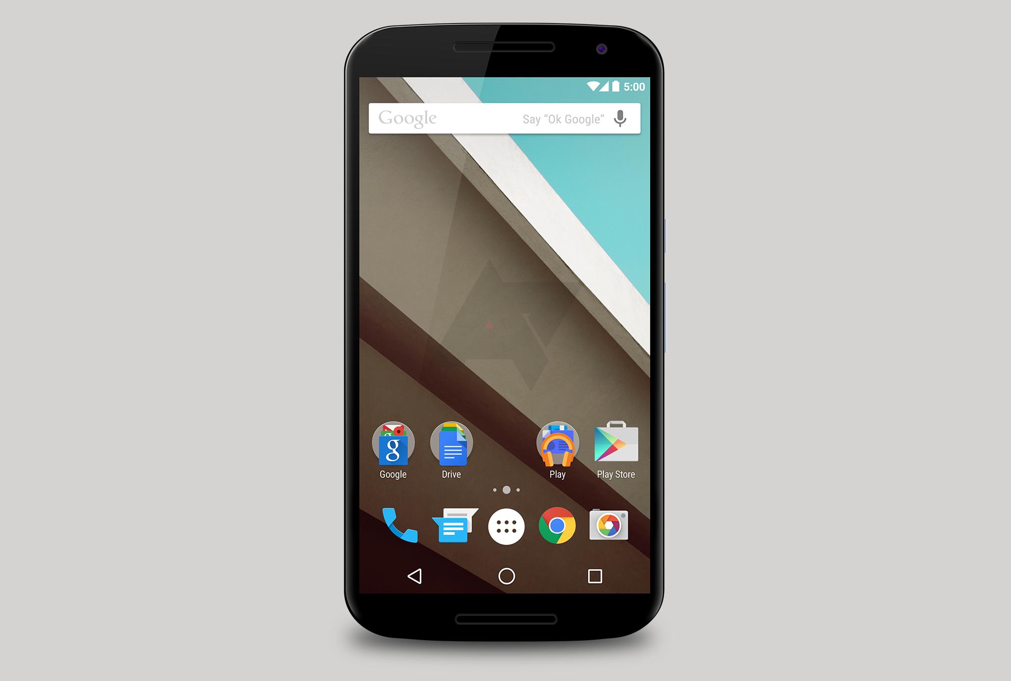 Nexus 6 con sensore per impronte digitali: no a causa di Apple