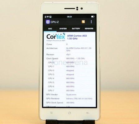 Oppo R5 Benchmark