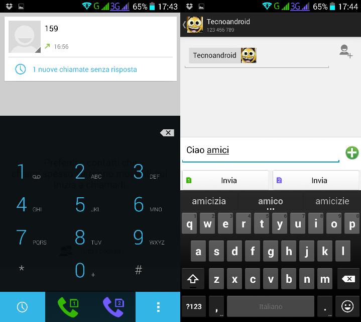 Ulefone be one recensione - Rubrica android colori diversi ...