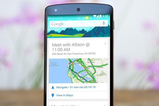 Google Now supporterà cards di applicazioni di terze parti