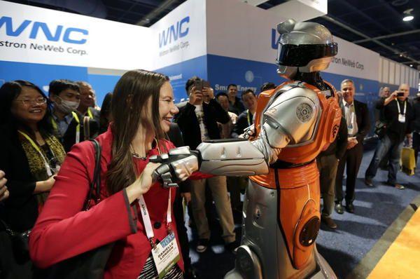 robot ces 2015