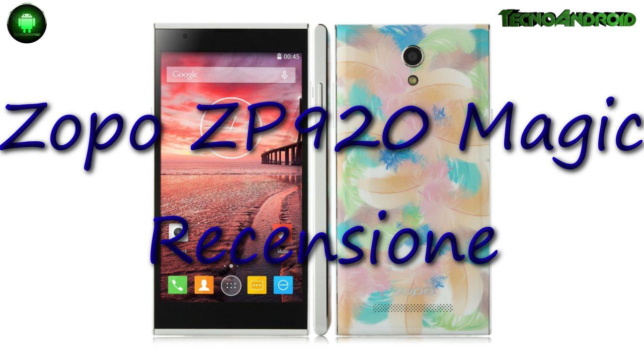 Zopo ZP920 Magic