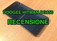 doogee hitman dg850