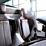 AeroMobil 3.0 - sedili