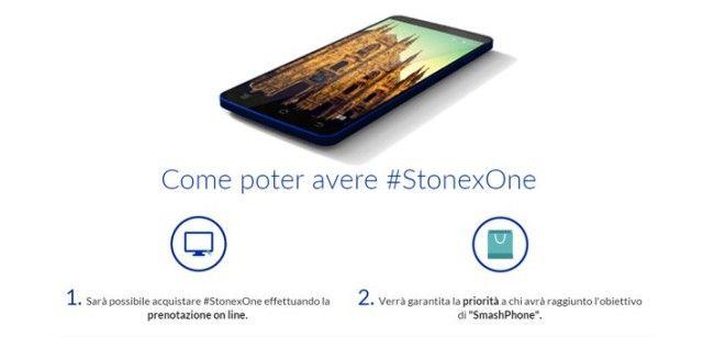 Stonex One acquisto