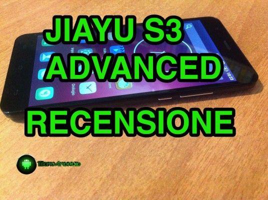 jiayu s3 advanced