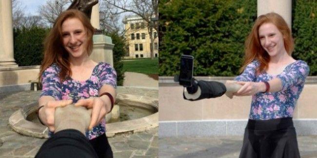The Selfie Arm