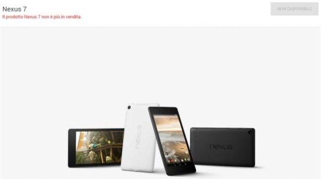 nexus 7 2013 google store