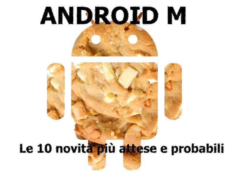 Android M novità