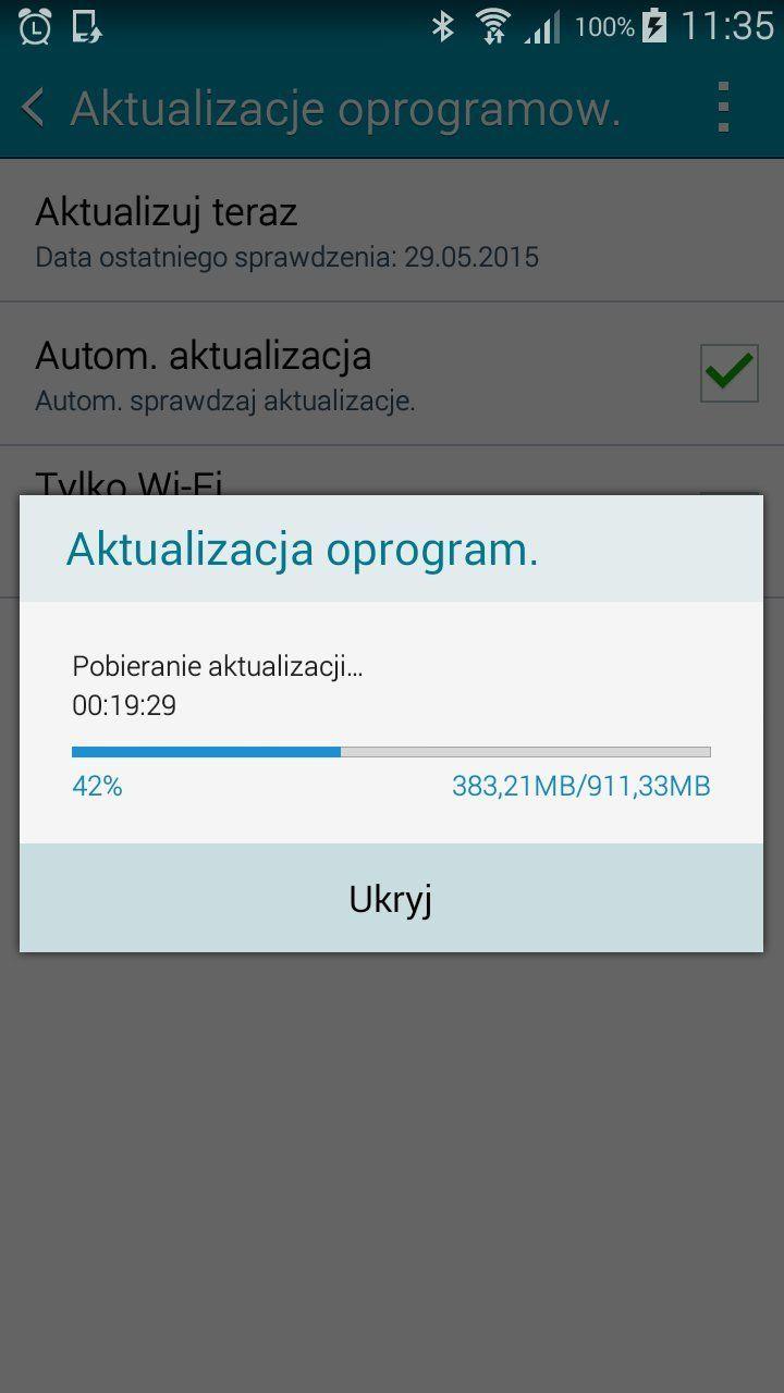 Galaxy A5 aggiornamento Android 5.0.2 Lollipop