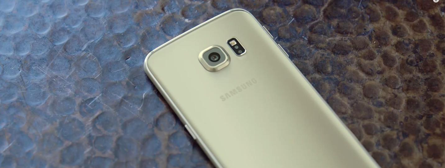 Galaxy S6 autonomia batteria