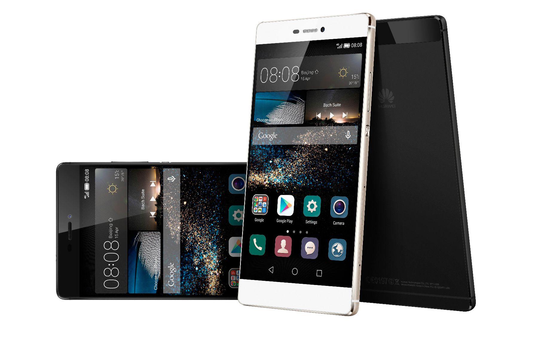 Huawei P8 e P8 Lite prezzo