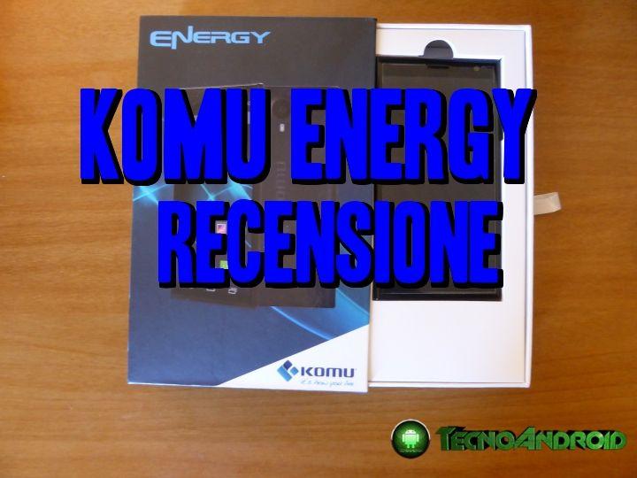 KOMU ENERGY RECENSIONE