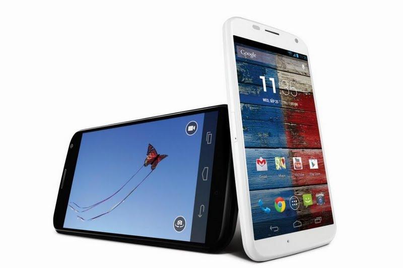Motorola Moto X 2014 Android 5.1 Lollipop test in Brasile