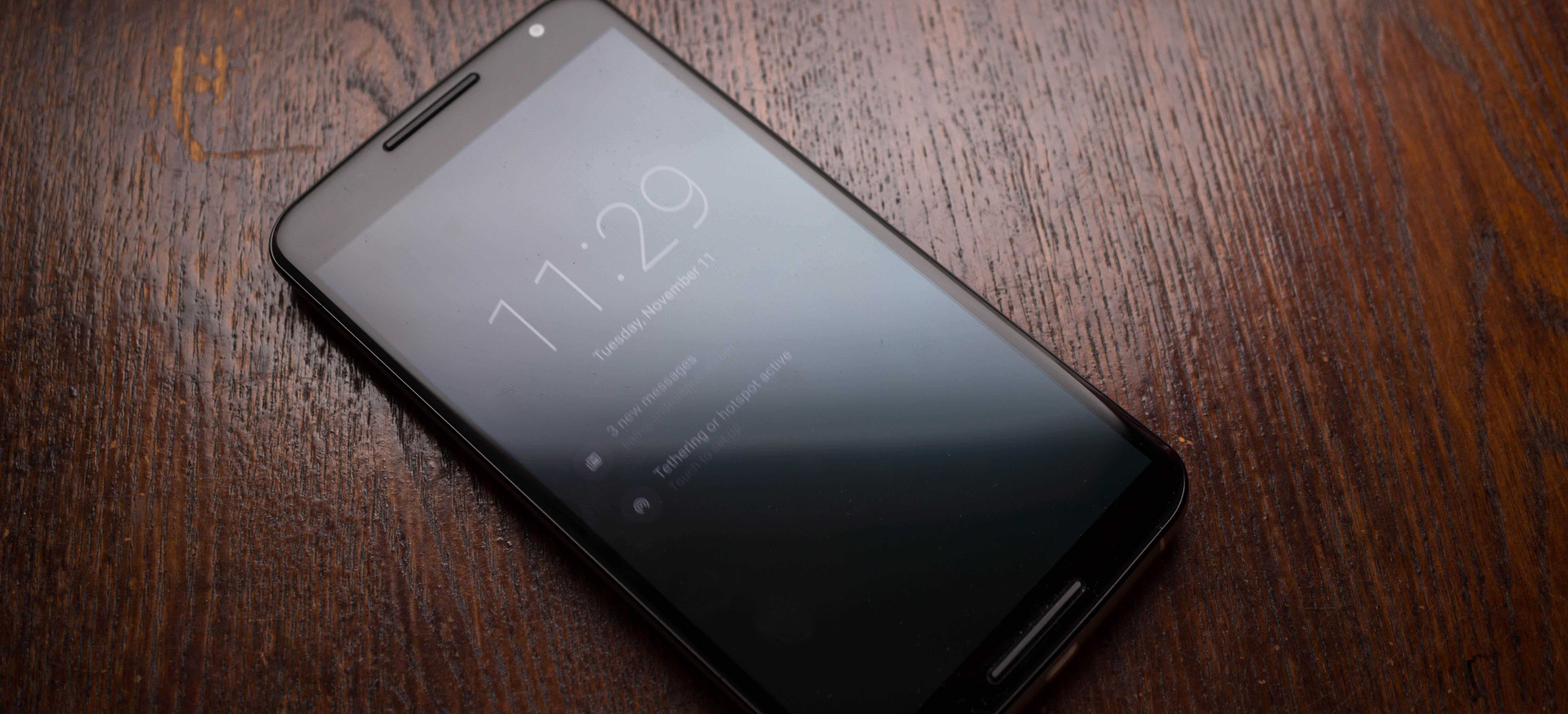 Nexus 6 problemi