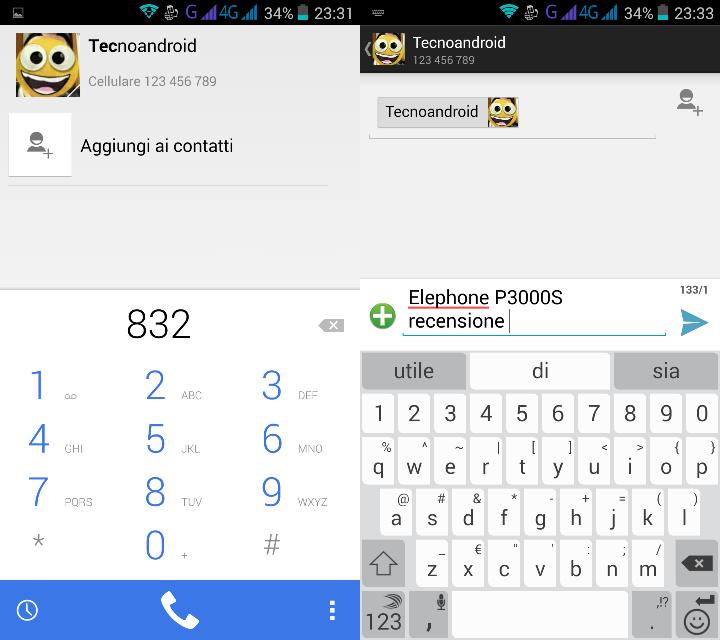 Screen Elephone P3000S (11)