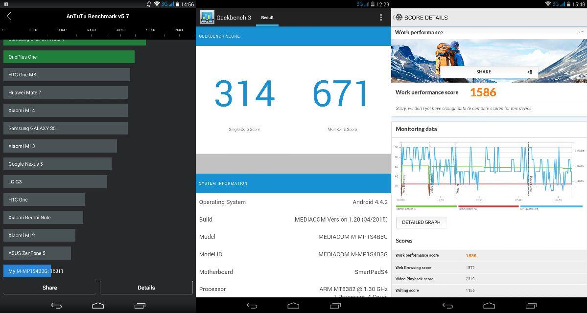 Screen SmartPad S4 (3)
