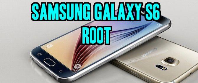 root samsung galaxy s6