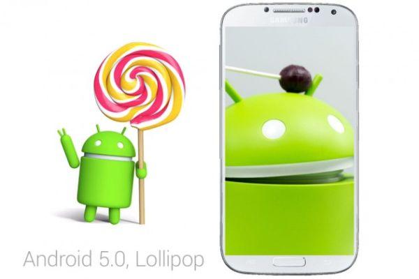 Samsung-Lollipop