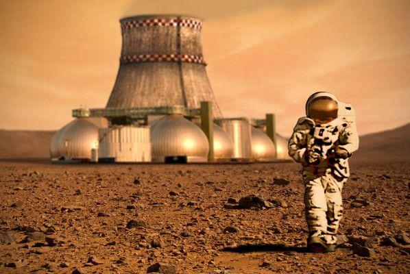 Coloni su Marte