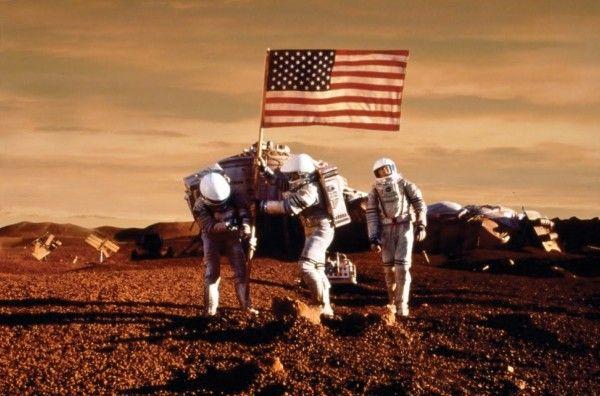 Umanoidi su Marte