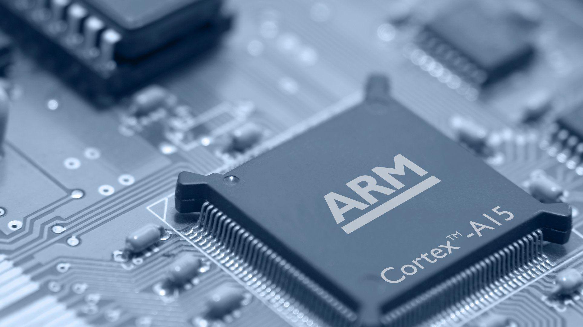 arm-processeur