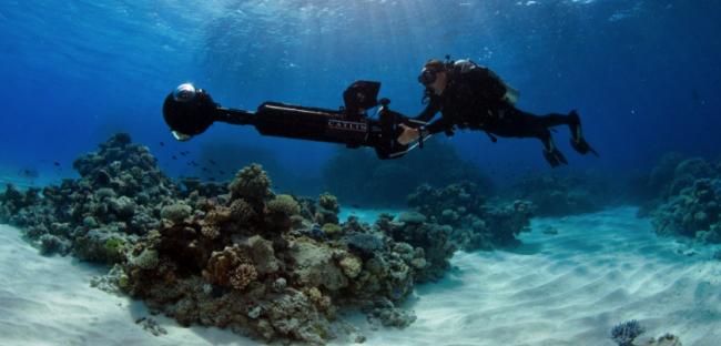 google-underwater
