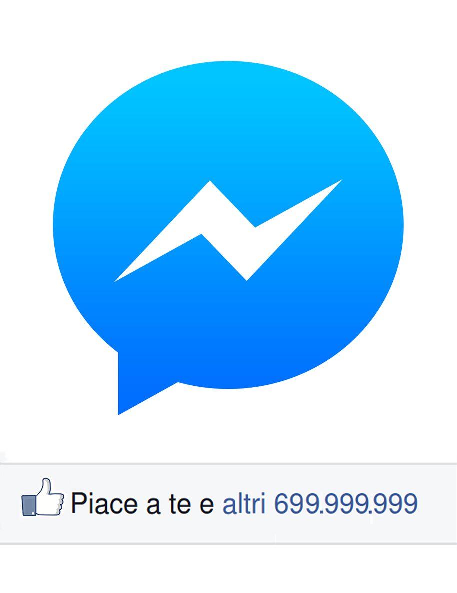 Facebook messenger 700 milioni utenti