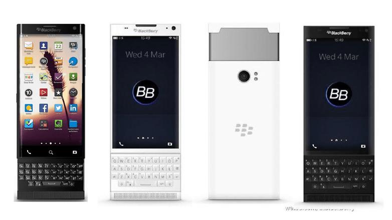 Rumors blackberry venice specifiche prezzo e data di for Smartphone in uscita 2015