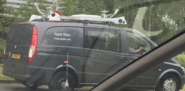 Apple Car a Roma