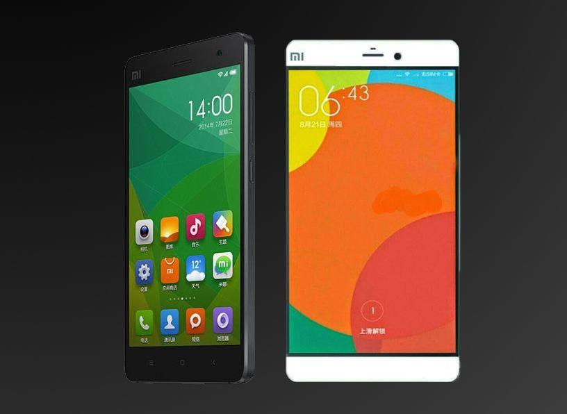 Xiaomi Mi4 Vs Xiaomi Mi5