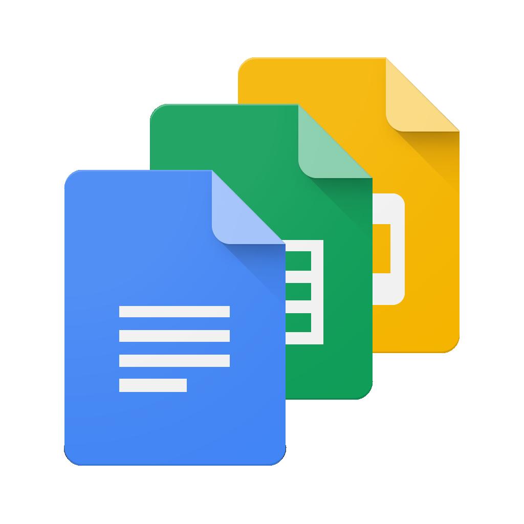 Suite Office Google aggiornate app Documenti Fogli Presentazioni