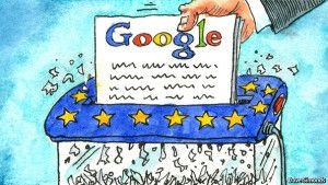 diritto all oblio google