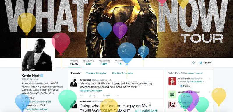 twitter chiede data di nascita