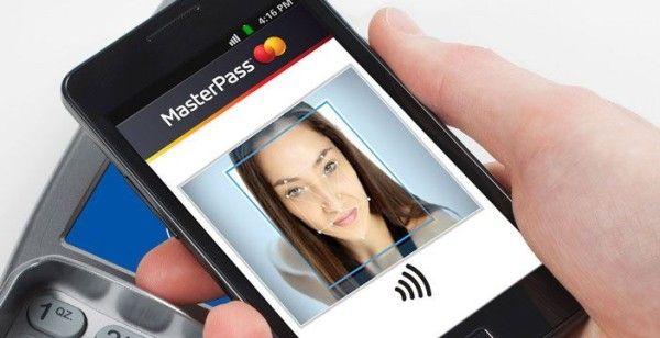 selfie Mastercard