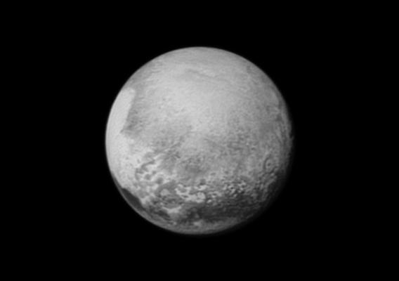 New Horizons Plutone