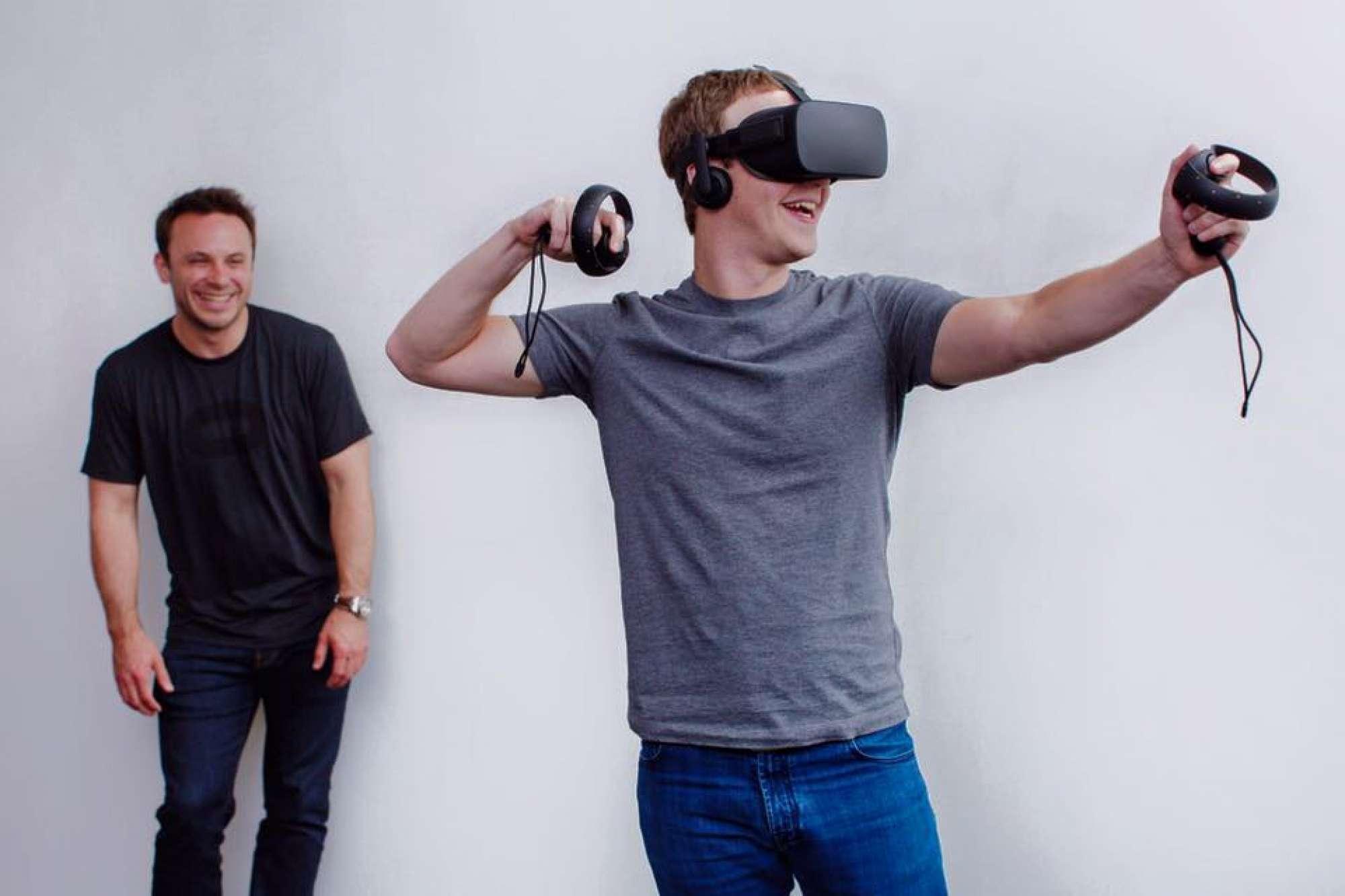 progetti facebook oculus