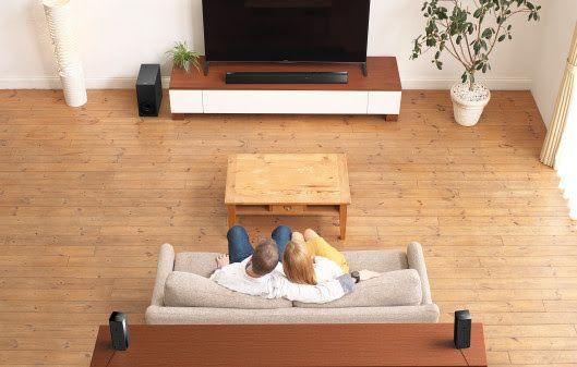 Sony soundbar wireless