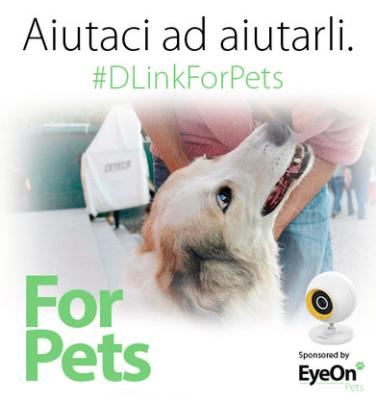 D-link Vita da Cani Onlus