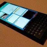 BlackBerry Venice immortalato in nuove immagini