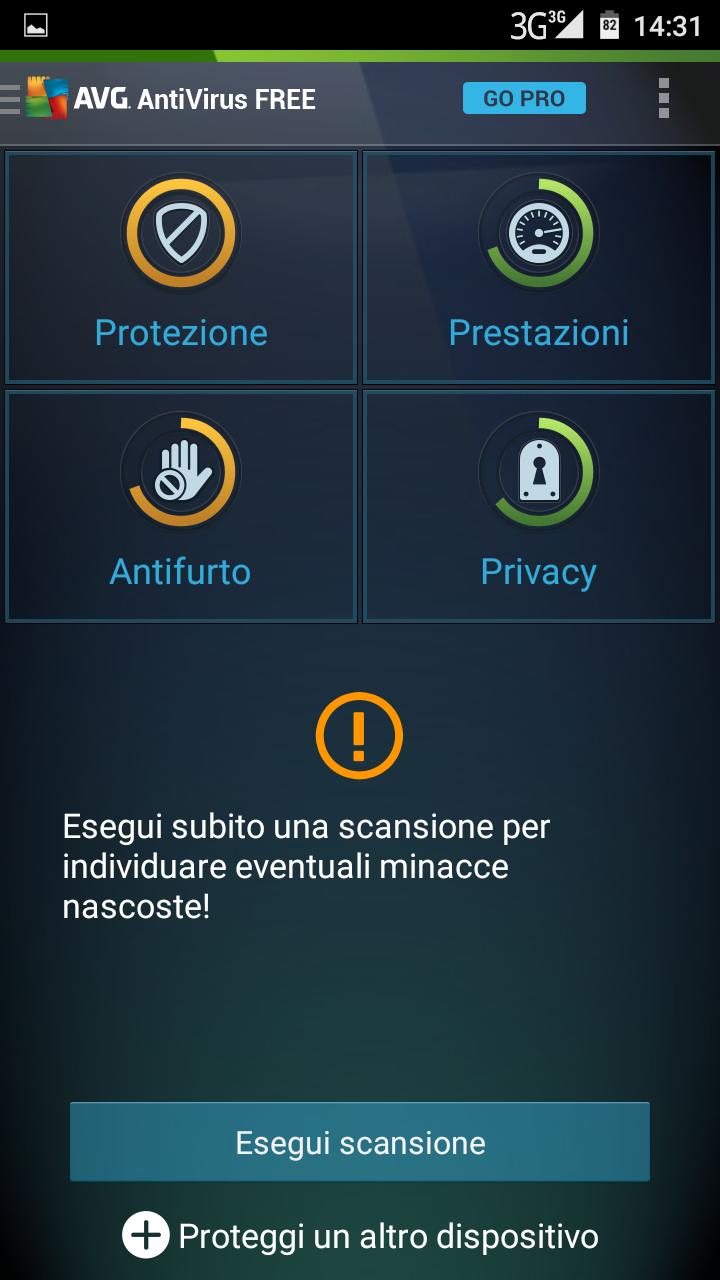 installare antivirus
