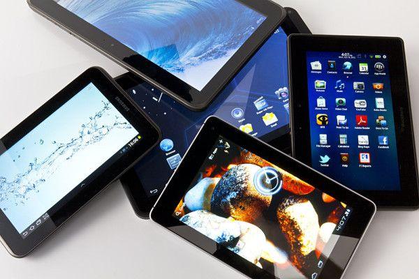 mercato tablet in discesa