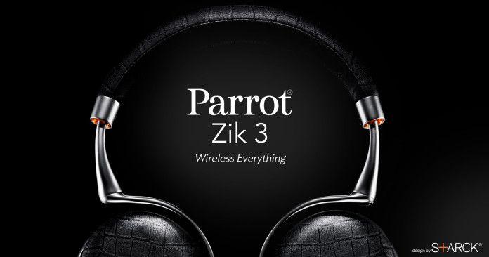 Parrot Zik 3: la cuffia per chi cerca audio di qualità e design
