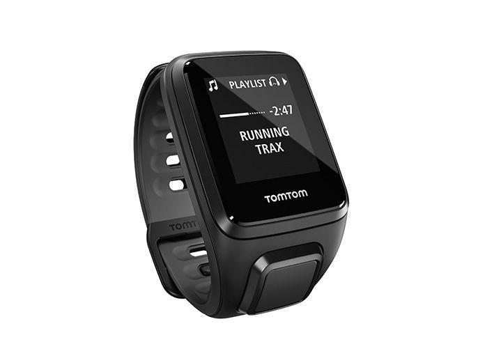Nuovo TomTom spark cardio+music gps fitness watch