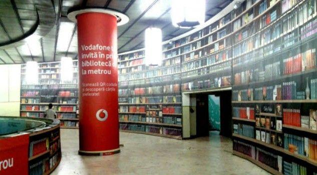 Vodafone Digital Library