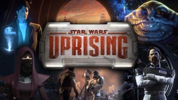 Star Wars: Uprising arriverà su Android il 10 settembre