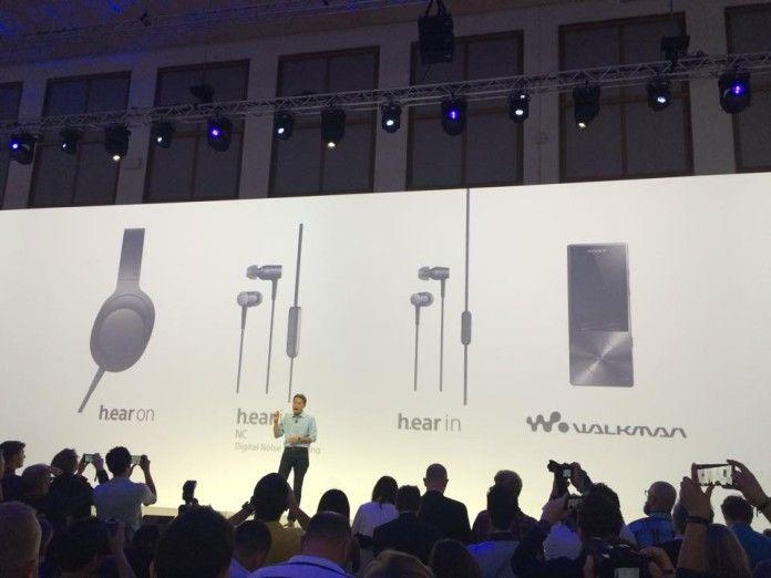 Sony lancia le sue nuove cuffie: la qualità audio si unisce al design