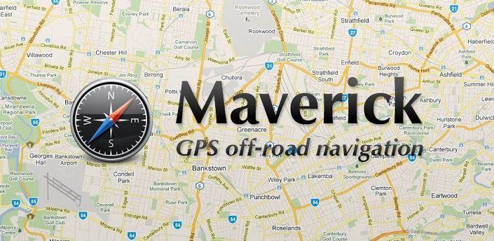 maverick-gps-navigation