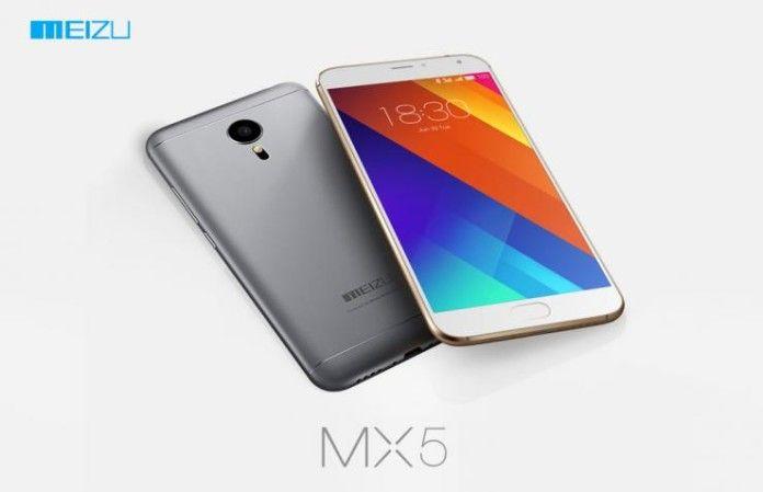 Meizu MX5 arriva in Italia, con un prezzo a partire da 399 euro