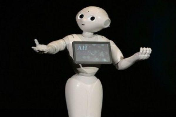 Pepper, robot molto diffuso in Giappone
